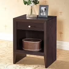 brown nightstands u0026 bedside tables for less overstock com