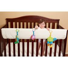 Dex Baby Safe Sleeper Convertible Crib Bed Rail by Crib Rail Cover Toys R Us Creative Ideas Of Baby Cribs