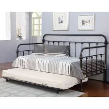 Daybed Trundle Bed Best 25 Metal Daybed With Trundle Ideas On Pinterest Trundle