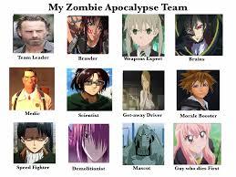 Zombie Apocalypse Meme - zombie apocalypse meme 28 images zombie apocalypse team meme