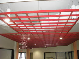 contemporary drop ceiling grid modern ceiling design modern