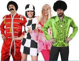1960s Halloween Costume Costumes