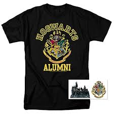 hogwarts alumni sticker harry potter hogwarts alumni t shirt exclusive stickers xx