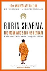 the monk who sold his ferrary daily inspiration from the monk who sold his robin sharma
