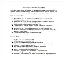 lovely marketing coordinator job description tesstermulo com