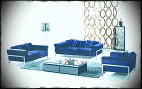contemporary living room furniture sets with elegant leather sofa