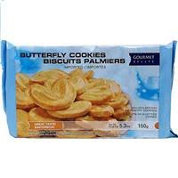 wholesale gourmet cookies wholesale gourmet delight butterfly pastry cookies glw