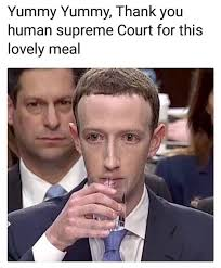 Congress Meme - mark zuckerberg turned into meme after congressional hearing smosh