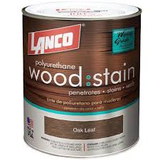 interior wood stain colors home depot lanco 1 qt oakleaf interior wood stain ws659 5 the home depot