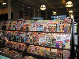 Barnes And Noble In Burbank Magazine Positioning The Amateur Gourmet