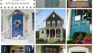 Front Door Paint by How To Paint A Door In Under An Hour The Harried Mom U0027s Guide To
