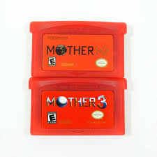 mother 1 2 u0026 3 gba earthbound carts english fan translations