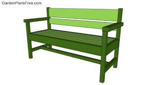garden seat plans free garden plans how to build garden