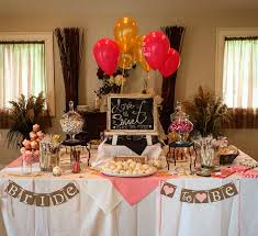 ideas for bridal shower pink and gold bridal shower dessert table brunch and bubbly