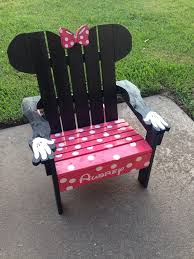 Minnie Mouse Table And Chairs Ana White Adirondack Minnie Mouse Diy Projects