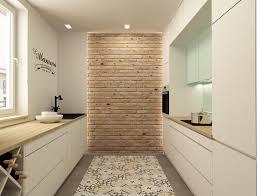 cuisine minimaliste charmant cuisine blanche ouverte sur salon 1 cuisine