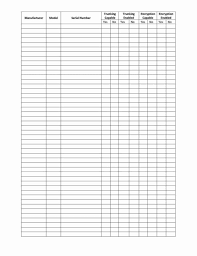 Insurance Inventory List Template Inventory Sheet Template Haisume