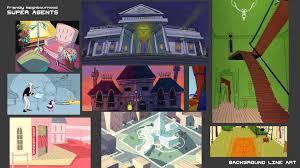 define your art with mood boards animator island
