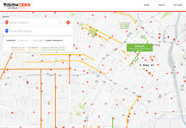 Los Angeles Safety Map by Why Do City Leaders Want To Keep La U0027s Streets Dangerous Curbed La