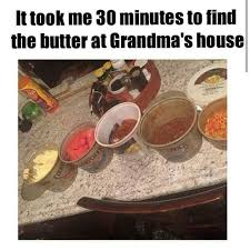 Butter Meme - finding butter and cool whip is extremely difficult meme by