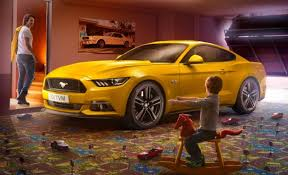 ford car mustang majority of britons choosing v 8 when ordering their ford mustang