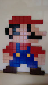 wooden mario mario room and game rooms