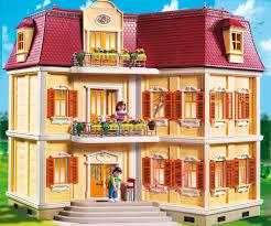 Haus Kaufen A Amazon De Playmobil 5302 Mein Großes Puppenhaus