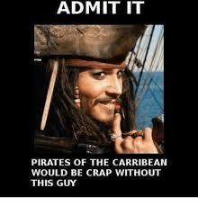 Pirates Of The Caribbean Memes - 25 best memes about pirates of the caribbean pirates of the