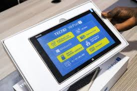 the latest tecno gadget the awesome un boxing of winpad 2 olori