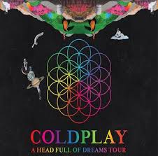 coldplay album 2017 inspire bangkok coldplay a head full of dreams tour live in