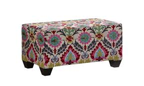 Childrens Storage Ottoman Amazon Com Skyline Furniture Storage Bench Santa Maria Desert