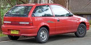 suzuki hatchback 1998 suzuki swift photos specs news radka car s blog
