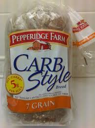 pepperidge farm light bread thank you pepperidge farm carb light living