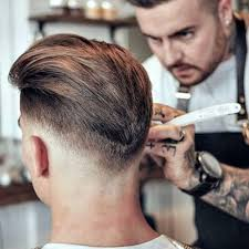 hairstyles for low hairline of the top men s fades haircuts