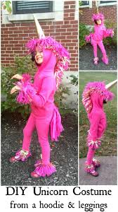 unicorn costume spirit halloween make an easy unicorn costume from leggings and a hoodie and