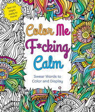 swear coloring books featuring over 25 pages of stress