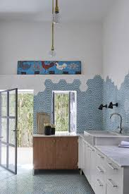 light blue cabinets kitchen 40 blue kitchen ideas lovely ways to use blue cabinets and