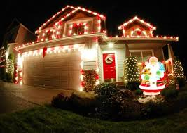 christmas christmas light yardn decorating outstanding image of