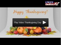 get thanksgiving day after effects project files templates