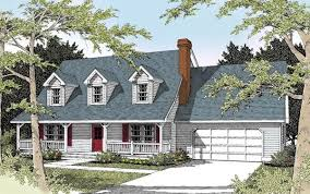 cape cod house plans with attached garage house plan 91631 cape cod country plan with 1986 sq ft 3
