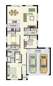 Floor Plans For One Story Homes 98 Best Plans Images On Pinterest House Floor Plans