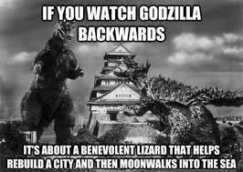 Godzilla Meme - awww poor godzilla meme by bajeewa memedroid