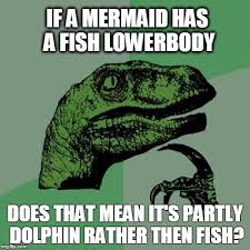 Meme Dinosaur - philosophy dinosaur meme merfolk theory by infernotale on deviantart