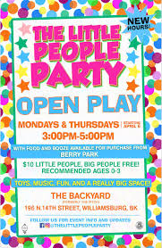 the little people party new spring hours u2014 shaw promotion