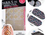 topic nail art appliques nails magazine