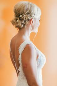 bridal back hairstyle 38 best wedding hair images on pinterest hairstyles marriage