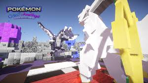 Minecraft 1 8 Adventure Maps Pokémon Cobalt And Amethyst