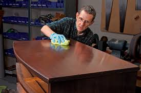 wax for wood table how to revive an old furniture finish startwoodworking com