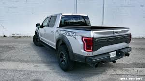 ford raptor jump 2017 ford f 150 raptor review living too large for everyday life