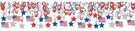 patriotic decorations american pride patriotic party supplies party city